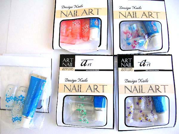 Acrylic Nail Supplies