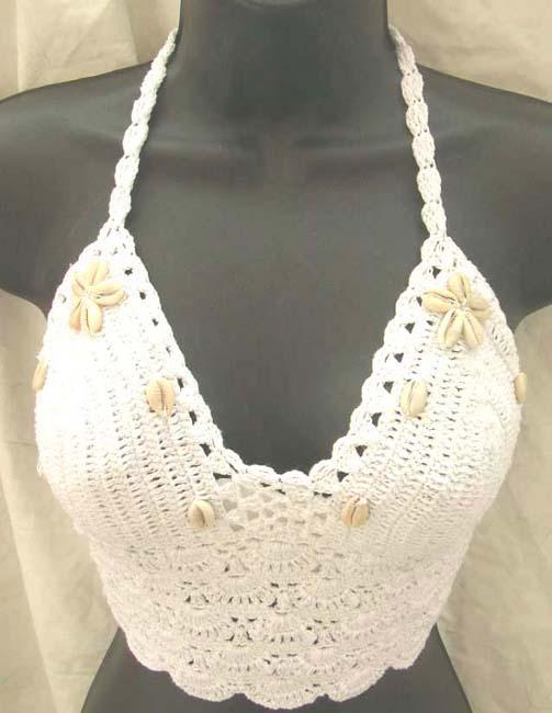 White French Riviera Crochet - Sexy Bikini | Only $98.9