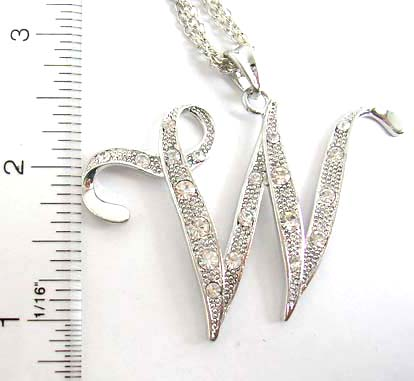 Fashion hip hop initial jewelry in pendant charm wholesale for Handley rock jewelry supply vancouver wa