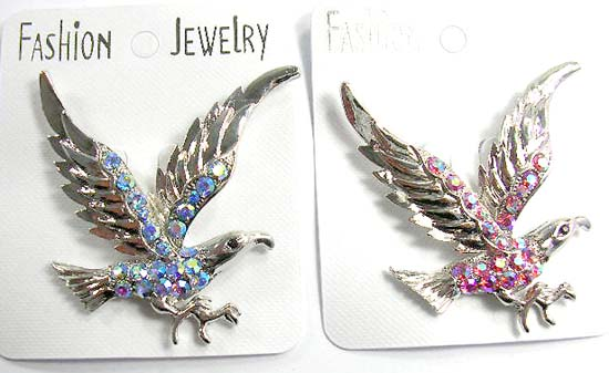 Canada import and export wholesale fashion pin eagle pin for Handley rock jewelry supply vancouver wa