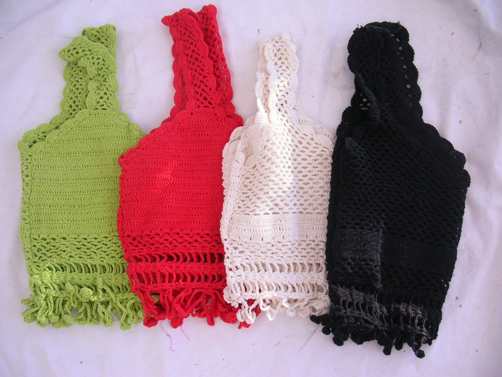 Crochet Halter Tops - All For Crochet