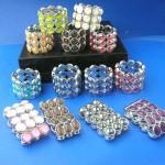 glass-bead-bracelet, Beads, Watchfaces, Charms