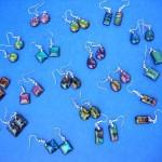 glass-earring-assorment, Jewelry Store Wholesale Earrings