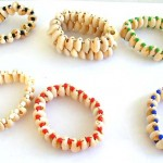bracelet-shell,making shell jewelry, seashell beaded jewelry from Bali Indonesia
