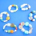 glass-beaded-bracelets, Fashion Industry, wooden beaded bracelets