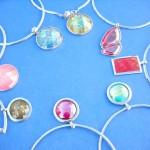neck-cuffs, gemstone neck cuffs, wholesale gift