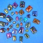 glass-pendant-assortment, china to usa wholesale jewelry