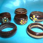 coco wood ring, wholesale coconut rings distribution