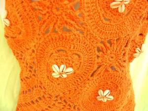 crochet-top-orange-yellow, Wholesale Plastic Knitting Needles