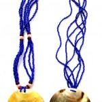seashell-nacklaces, seashell jewelry crafts, snail jewelry