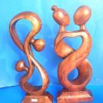 abstract-carvings, wholesale Custom Wood Wildlife Carvings