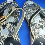 bali Bead Sandals, flip flop Sandal, Slipper for Beach, beads sandal