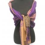 batik-strip-design-pashmina, batik pashmina, cheap batik pashmina