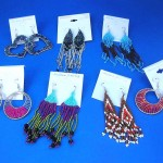 beaded-earring, Hoop Earrings, wholesale Shop for Hoop Earrings