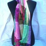 classic-grids-pashmina-shawl, buy batik pashina, wholesale shawl