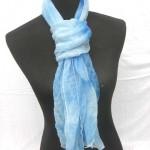 oblong-polyester-tie dye-scarf, polyester scarves wholesale