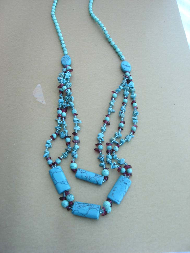 Turquoise necklaces wholesale turquoise jewelry for Turquoise colored fashion jewelry