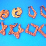 wholesale distribution Wooden Peg Earrings, Cheaters, Gauges, Plugs