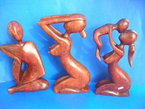 abstract-carvings, wholesale duck decoys, realistic animals, santas, chess sets, chip carving