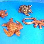 hand carved of wood eagle, elephant, buffalo, lions, wholesale wood animals