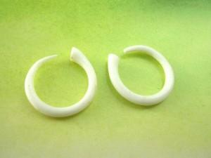 bone-earring, discount artisan jewelry company