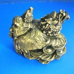 china-lucky-animal-statue, Chinese astrology zodiac animal lucky charms
