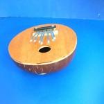 coconut-shell-karimba, wholesale Karimbas, Musical instruments, Djembe African Hand Drums