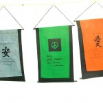 affirmation-banner, Affirmation Banners with wooden dowels, wholesale lists