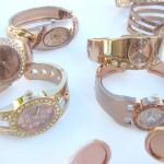 Zinc Alloy,antique bronze plating bangle watches, wholesale warehouses