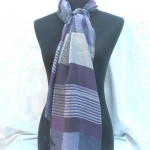 grid-design-pashmina-shawls, pashmina scarf, wrap, stole or cashmere blanket