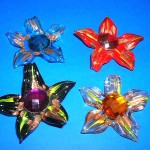 handmade-glass-pendants, Handmade Glass Dichroic Pendant, wholesale stock