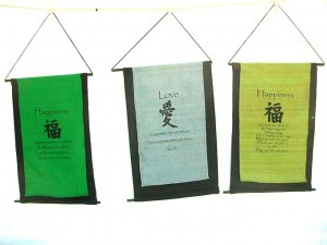 affirmation banners australia, wholesale Reiki Frames and Affirmations