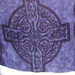 blue-celtic-cross-sarong-clothing, CELTIC SARONGS MANUFACTURER COMPANY INDONESIA