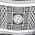 celtic-sarong-mix-colors, Celtic Horses Sarong, Celtic Knot Collage Sarong