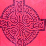 celtic-sarong-red-orange-mix, celtic clothing company, wholesale website