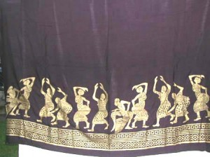 golden-dancer-black-sarong, black sarongs women, low price lots