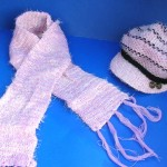 hat-scarf-set, Stitch Knit hats scarves, wholesaler store