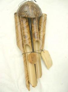 wholesale bamboo windchime. fireburn design bamboo winchime.