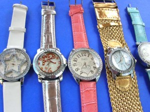 wholesale fashion watches. Bling bling fashion watch with crafted cz stones.