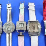 wholesale watches. Bling bling fashion watch with crafted cz stones.