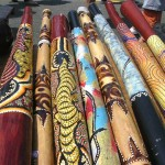 Wholesale Didgeridoo. Handcrafted wooden Australian didgeridoo instrument.