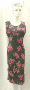Wholesale bali dresses. Sleeveless Bali rayon dresses. More designs and colors are available.