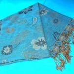 pashmina scarves. floral-paisley-shawls.