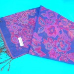 pashmina shawls. flower-accent-shawl-622c-woven.