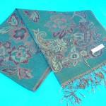 wholesale shawl. flower-accent-shawl.