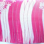 pink white sarong with flowers. wholesale sarong wrap