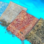 wholesale supplier of Pashmina. gold-thread-embroidery-paisley.