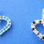 wholesale sterling silver pendants. Valentine's heart sterling silver pendant, randomly picked by our warehouse staffs.