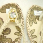 wholesale bali sandals. sandal with sequin beads or cz.