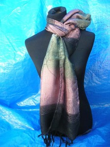 China Pashmina Factory. thin-narrow-pashmina-scarf.